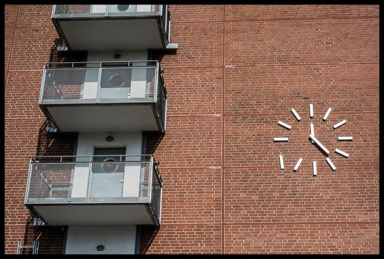 Die Zeit ist aus!