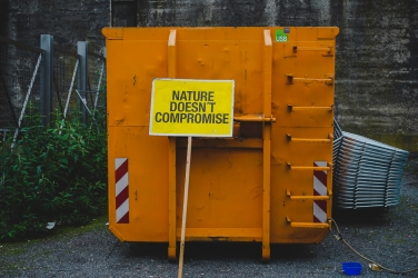 Nature doesn't compromise