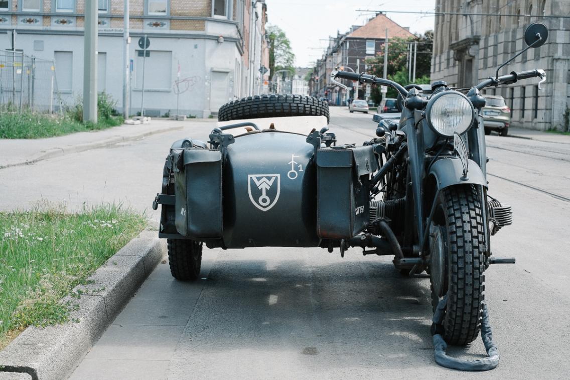 Geschichte auf Rädern