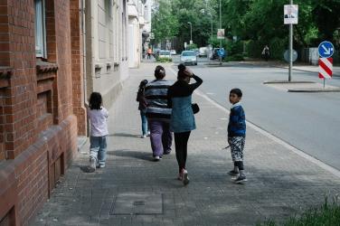 Leben in der Bermannstraße