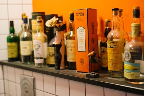 Tokyo Tea Room - Whiskey